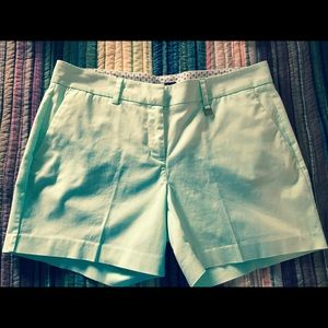 Mint Green Nautica Shorts